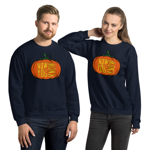Now You Know Halloween Limited Edition - Unisex Sweatshirt