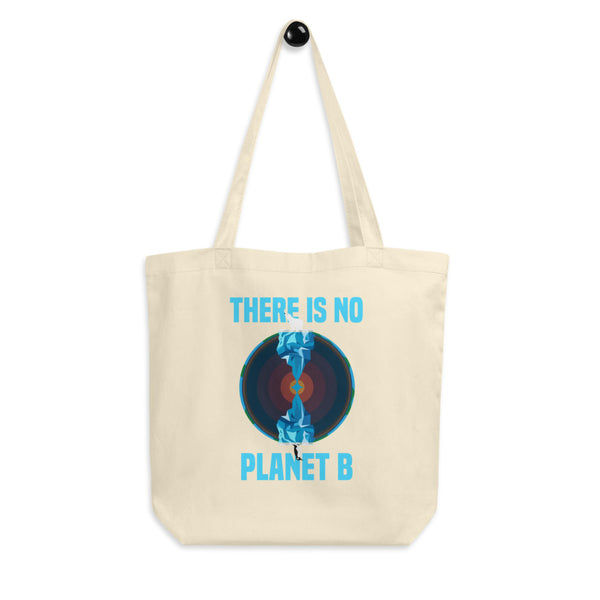 There is no planet B North and South - Eco Tote Bag