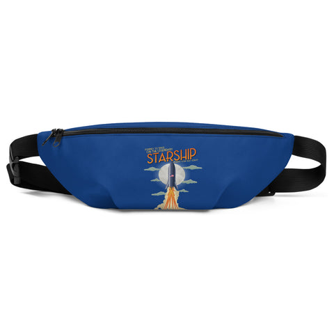 Vintage Starship - Fanny Pack