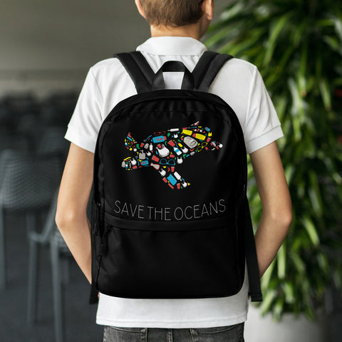 Save the Oceans - Backpack