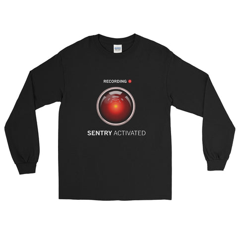Sentry Mode Activated! - Long Sleeve T-Shirt