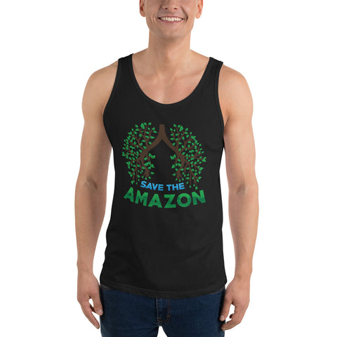 Amazon Tree Lungs - Unisex  Tank Top