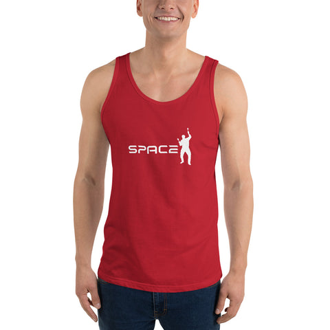 Space X Dancing Elon - Unisex Tank Top