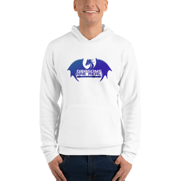 Dragons are Real - Unisex hoodie
