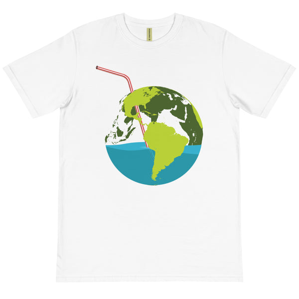 Sip of Earth - Organic T-Shirt
