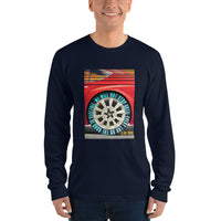 We will not stop until every car on the road is electric - Unisex Long Sleeve Shirt