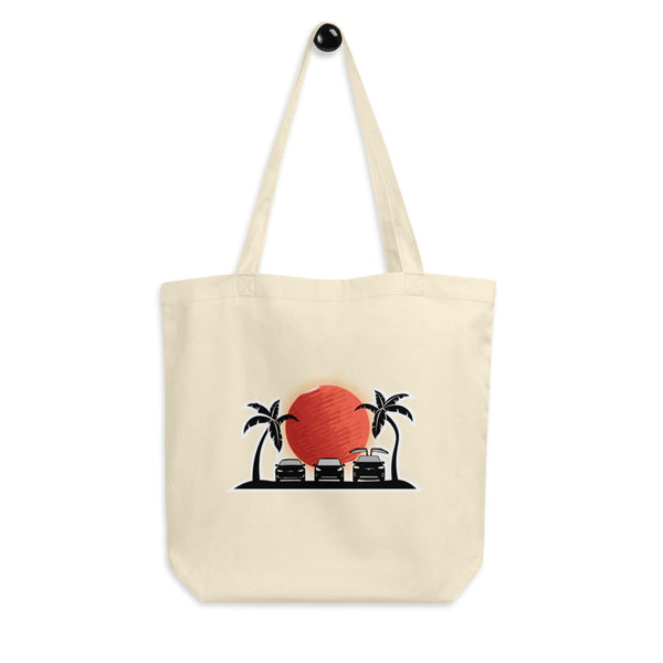 S3X on the Beach Mars - Eco Tote Bag