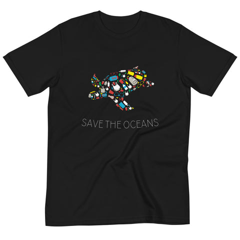 Save the Oceans - Organic T-Shirt