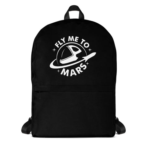 Fly Me To Mars - Backpack