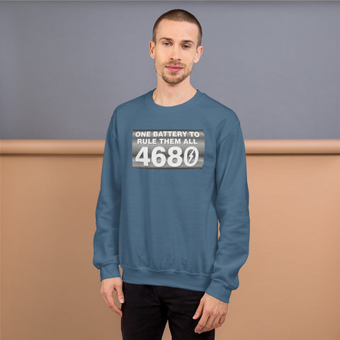 4680 ONE BATTERY TO RULE THEM ALL - Unisex Sweatshirt