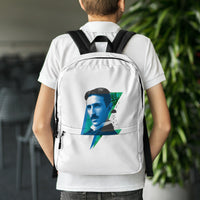 Nikola TEϟLA Pop Art Design - Backpack