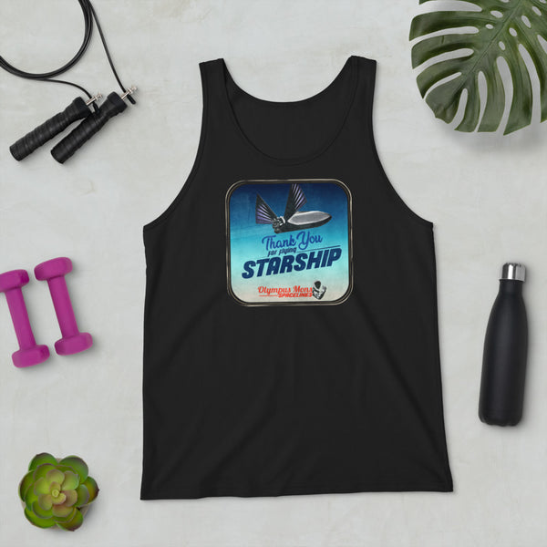 Thank You For Flying Starship - Unisex Tank Top