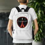 Starship Patch Design - Backpack