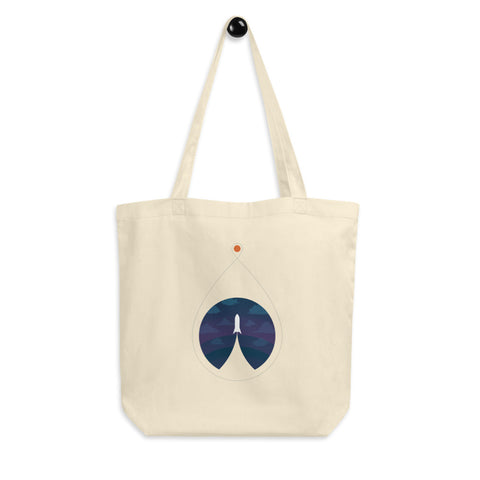 Voyage to Mars - Eco Tote Bag