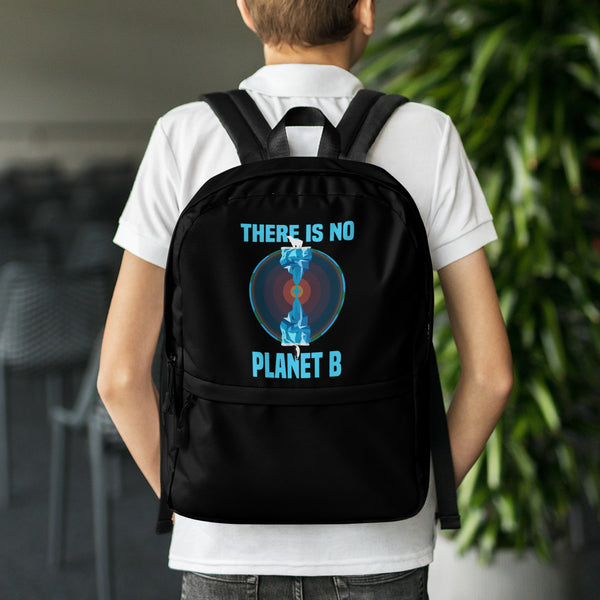 There is No Planet B - Backpack