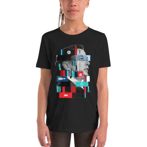 Elon the Great Disruptor - Youth Short Sleeve T-Shirt