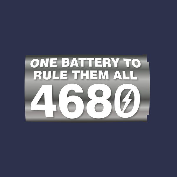 4680 ONE BATTERY TO RULE THEM ALL - Short-Sleeve Unisex T-Shirt