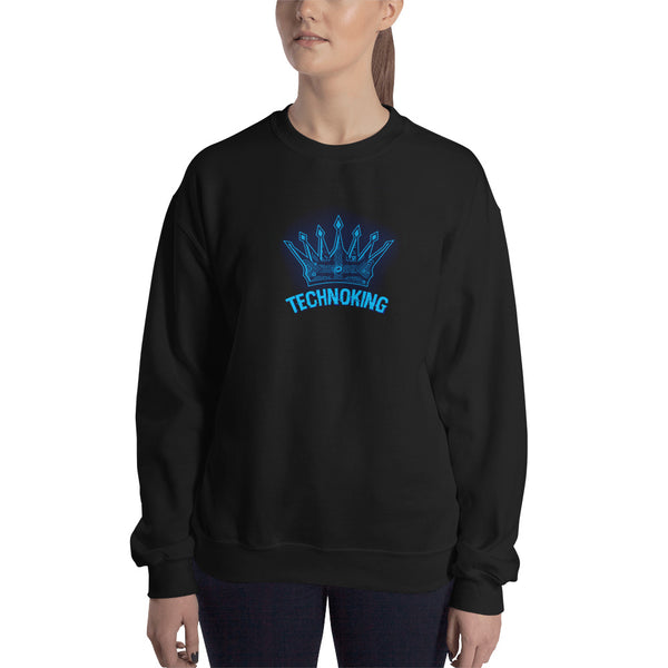 Technoking - Woman's Crew Neck Sweatshirt