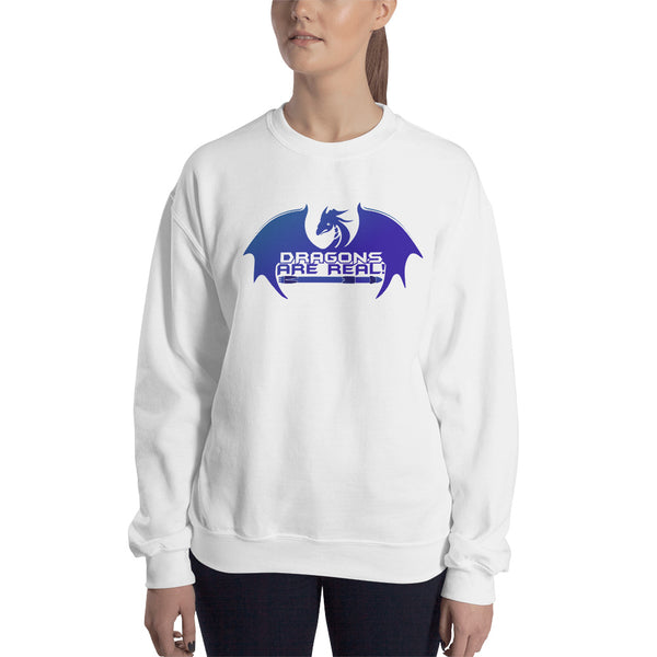 Dragons are Real - Woman's Crew Neck