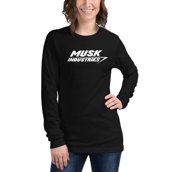 Musk Industries - Womens Long Sleeve Tee