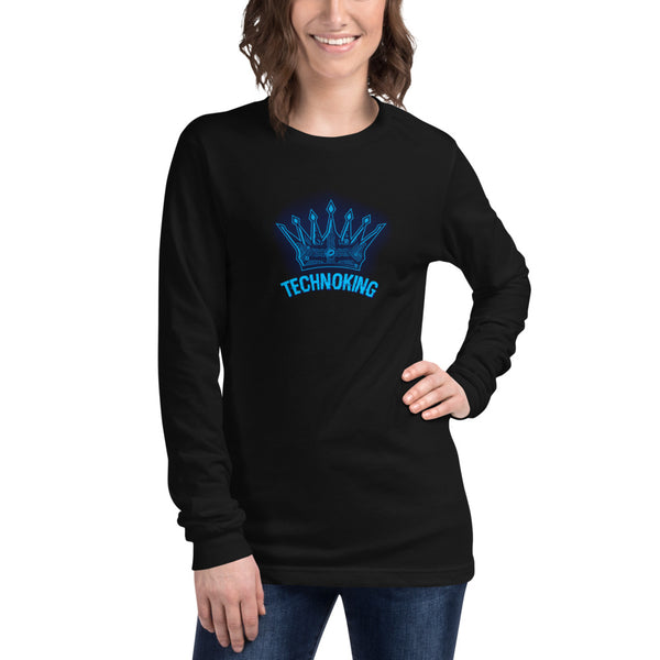 Technoking - Womens Long Sleeve Tee