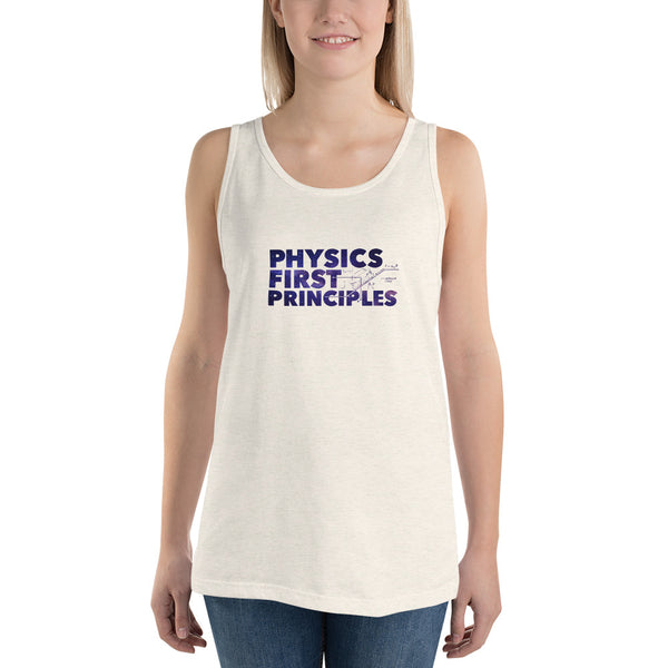 Physics First Principles - Women's Tank Top