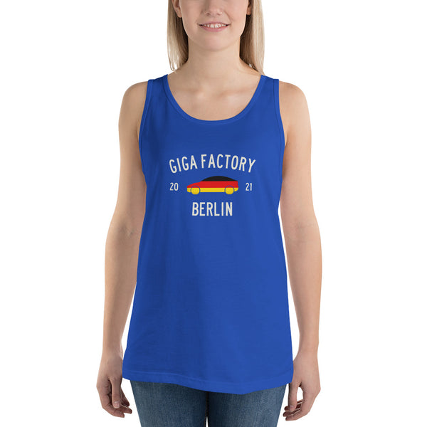 Giga Factory Berlin - Women's Tank Top