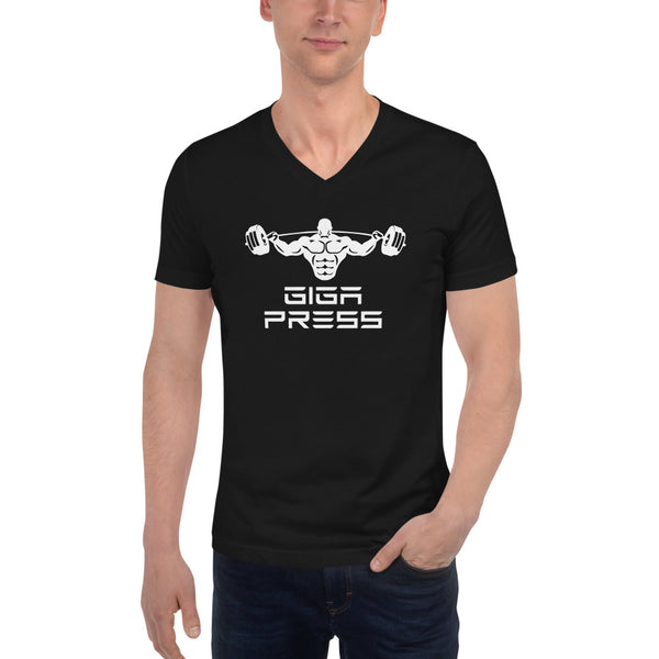 Giga Press - Men's V-Neck
