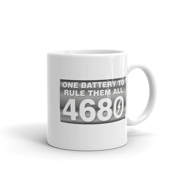 4680 ONE BATTERY TO RULE THEM ALL - Mug
