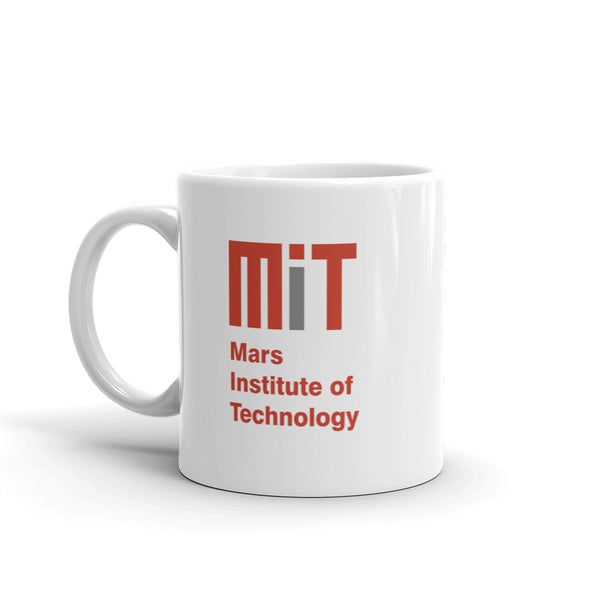 Mars Institute of Technology - Mug