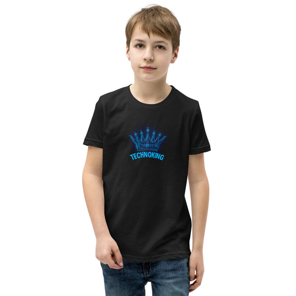 Technoking - Youth Short Sleeve T-Shirt