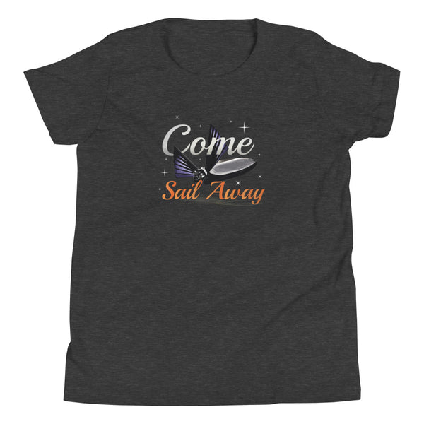 Come sail away - Youth Short Sleeve T-Shirt