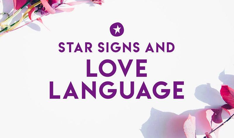 Star Signs And Love Language