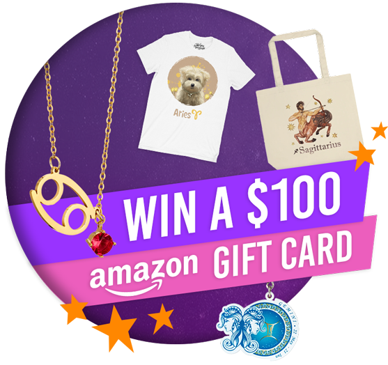 we love horoscope amazon gift card giveaway