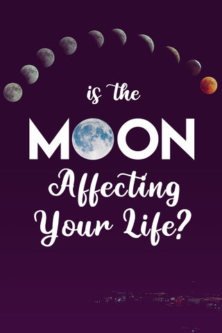 is the moon affecting your life pinterest