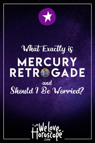 What Actually is Mercury Retrograde and Should I Be Warned? Pinterest