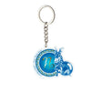 Personalized YOUR NAME HERE Keychain (CAPRICORN)