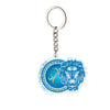 Personalized YOUR NAME HERE Keychain (LEO)