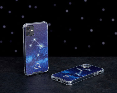 Swarovski Crystal-Inspired Horoscope Star Sign Constellation Phone Case (LIBRA)