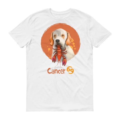 Image of Intuitive Cancer Dog Short-Sleeve T-Shirt