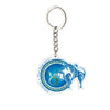Personalized YOUR NAME HERE Keychain (TAURUS)