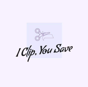 I Clip, You Save