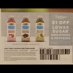 Bolthouse Farms (FS) - SET OF 10