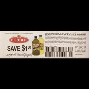 Bertolli (FS) - SET OF 10