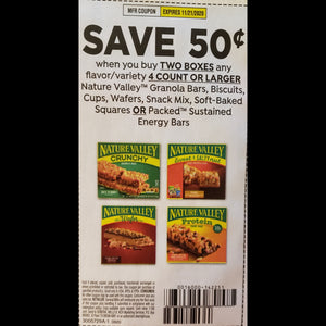 Nature Valley (FS) - SET OF 10