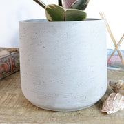 Patt planter grey