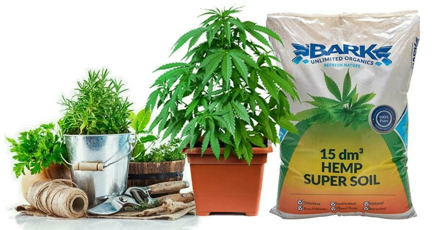 Hemp Super Soil