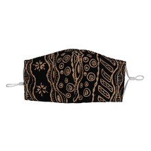 Load image into Gallery viewer, Gili Collection Batik Face Covering - Fireworks