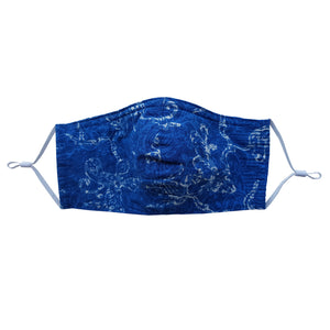 Gili Collection Batik Face Mask - Butterfly