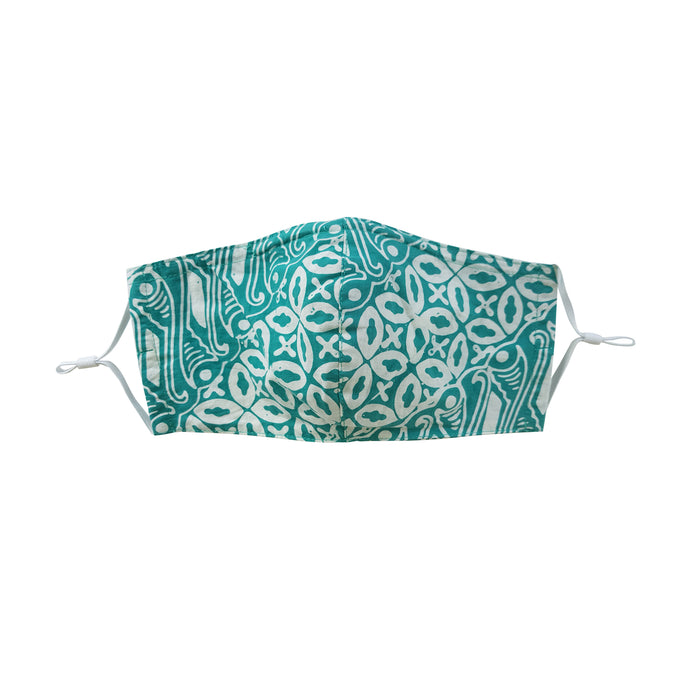 Gili Collection Batik Face Mask - Royalty